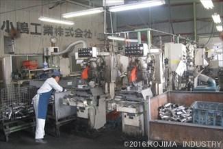 量産パイプ加工ライン