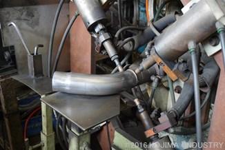 スポット溶接機
